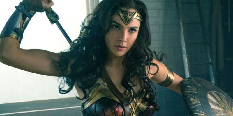 Kwikku, Gal Gadot Wonder Woman