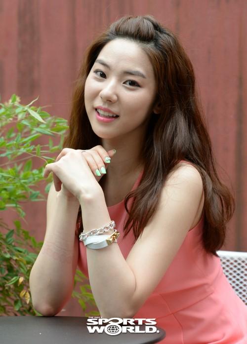 Kwikku, Menurut berita yang beredar Han Da Eun terpilih sebagai pemarn utama setelah melewati proses audisi dengan mengalahkan ratusan orang
