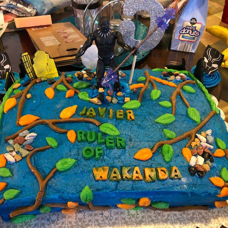 Kwikku, Kalau kamu penggemar Marvel kue ini cocok banget kamu pesan