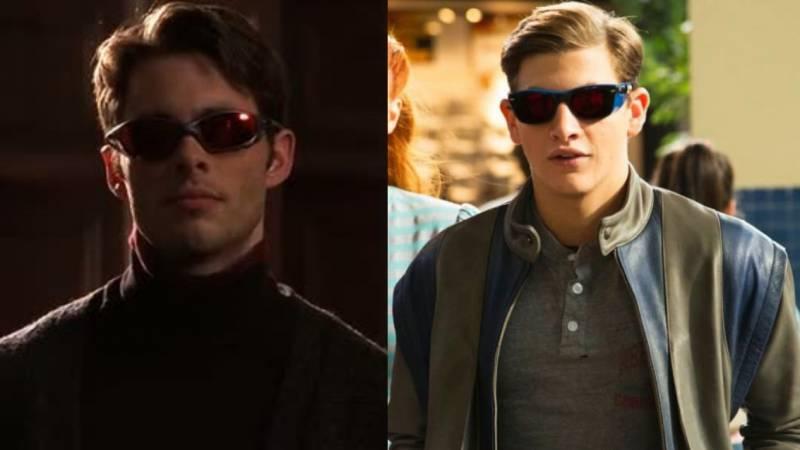 Kwikku, Samasama punya wajah tampan pemeran Cyclopse dulu diperankan oleh James Marsden Sedangkan versi baru oleh aktor muda Tye Sheridan