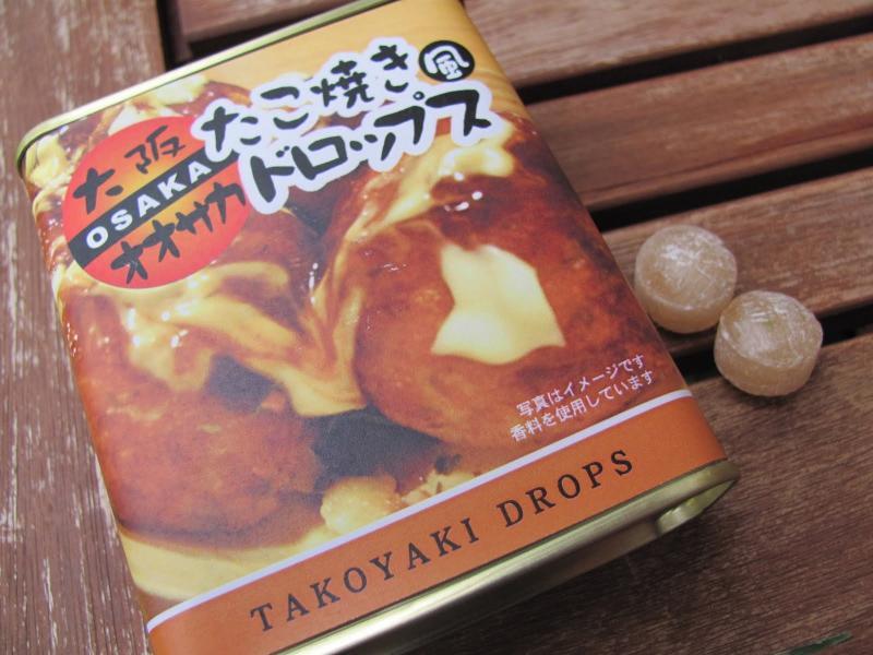 Kwikku, Takoyaki Drops