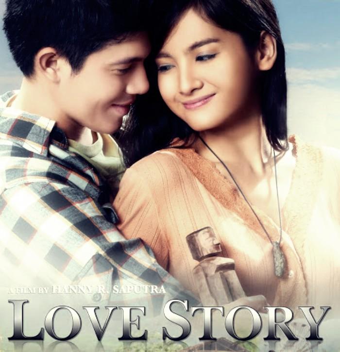 Kwikku, Acha septriasa dan Irwansyah  Love Story