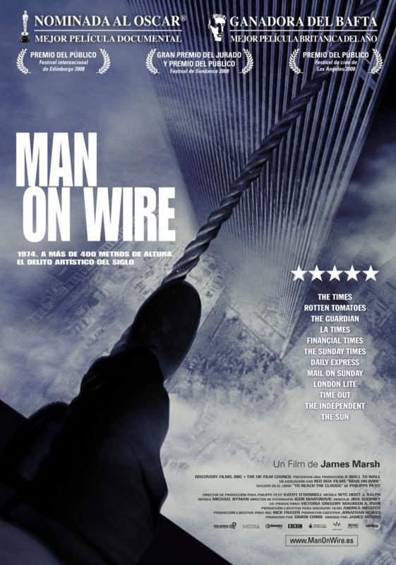 Kwikku, Man On Wire