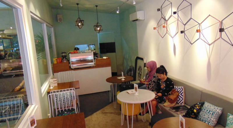 Kwikku, All Good Coffee amp Waffle  Rio Dewanto