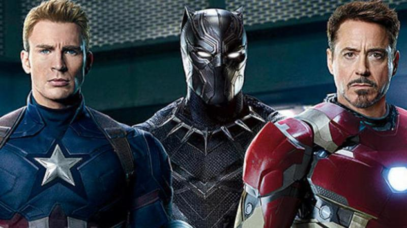 Kwikku, Karakter Black Panther pernah terlibat dalam cerita Captain America Civil War Kemunculannya untuk memperkenalkan superhero dari Afrika selatan
