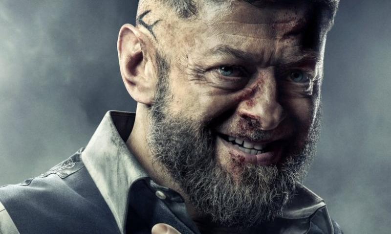 Kwikku, Andy Serkis yang memerankan tokoh antagonis dalam film Avengers kembali memerankan karakter jahat yakni Ulysses Klau agen senjata Afrika yang kejam dan tak bermoral