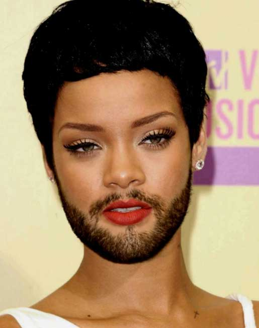 Kwikku, Rihanna maco banget guys