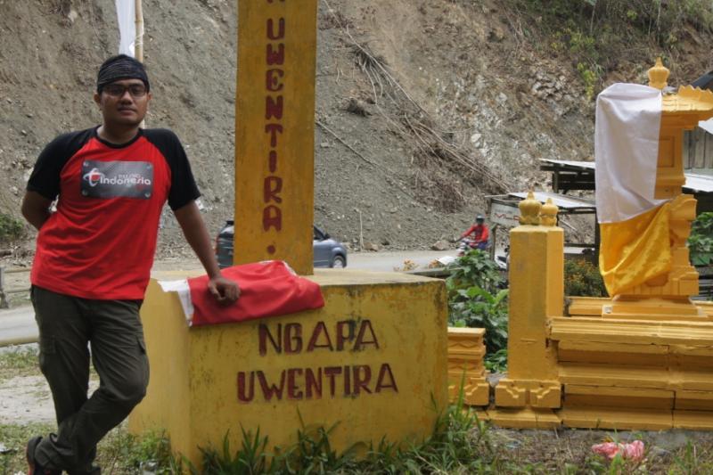 Kwikku, Gerbang memasuki Kota Wentira