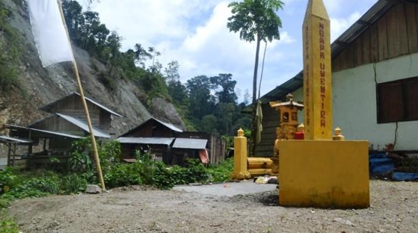 Kwikku, Penduduk Wentira suka berkunjung ke Palu