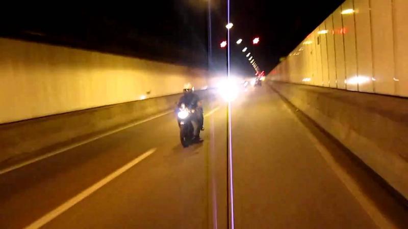 Kwikku, Terowongan Casablanca Jakarta
