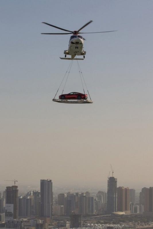 Kwikku, Ada jasa helikopter bagi kamu yang tidak mau macet