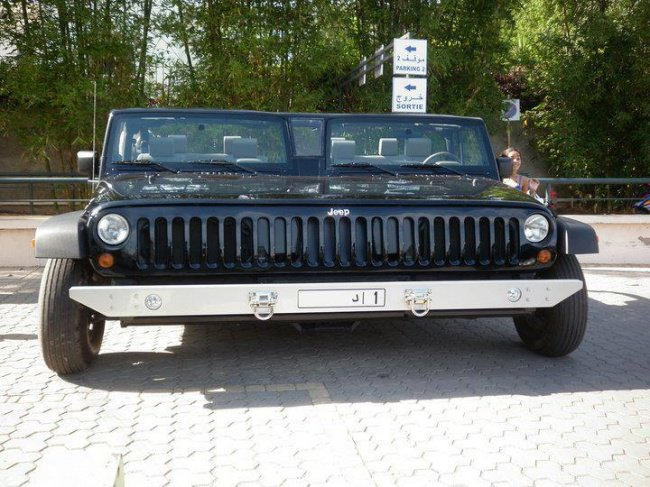 Kwikku, Dua mobil jeep yang digabung jadi satu Wah