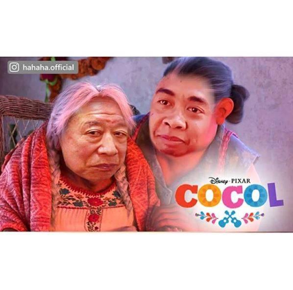 Kwikku, Kalau ini sinema Kakek Sugion dan Mimi Peri yang booming banget Bisa ditonton di Gaib TV