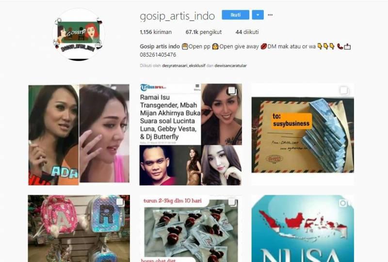 Kwikku, gosipartisindo juga memberikan berita yang sedang viral di Indonesia