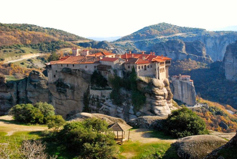 Kwikku, Alam Yunani yang Memesona