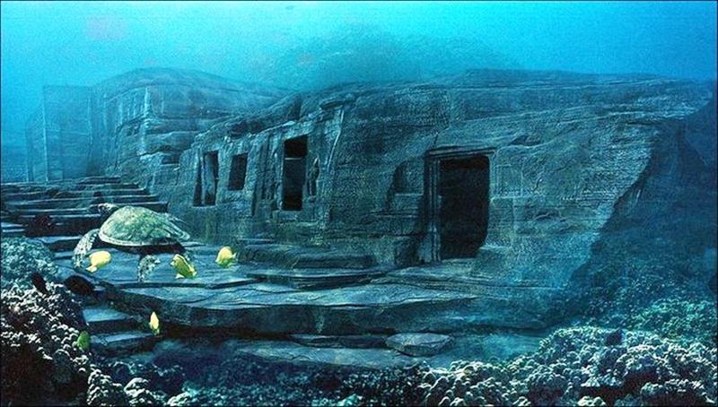 Kwikku, Atlantis