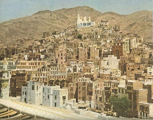 Kwikku, Kota Mekkah tempo dulu