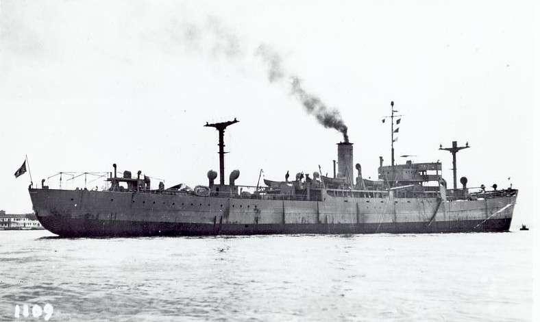 Kwikku, Kapal Ourang Medan