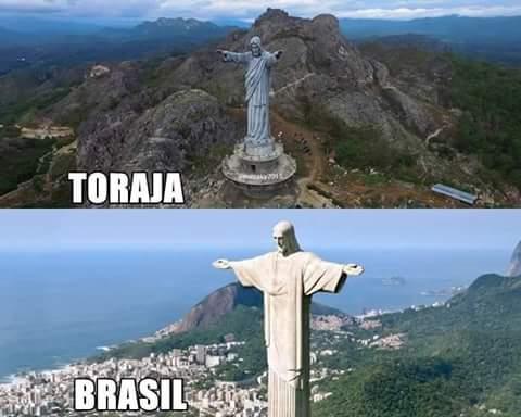 Kwikku, Toraja VS Rio De Janeiro