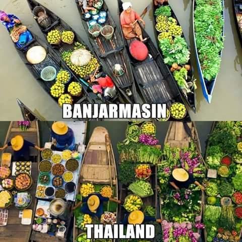Kwikku, Banjarmasin VS Thailand