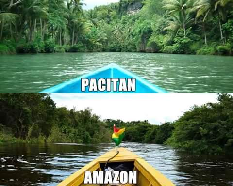 Kwikku, Pacitan VS Amazon