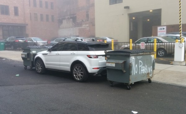 Kwikku, Sudah tau ada tulisan No Parking masih aja Gitu kan akibatnya