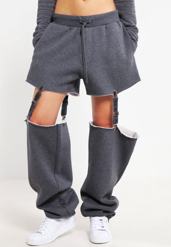 Kwikku, Pantsnya sudah bagus nggak perlu ditambahin bawahnya lagi
