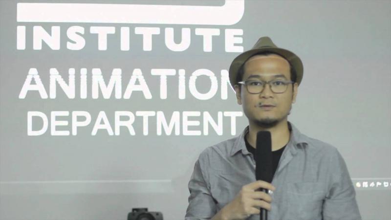 Kwikku, Ronny Gani adalah alumni dari Teknik Arsitektur Universitas Indonesia Meski demikian di akhir semester ia sadar bila potensinya bukan di arsitektur dan lebih memiliki mengejar passionnya di bidang seni