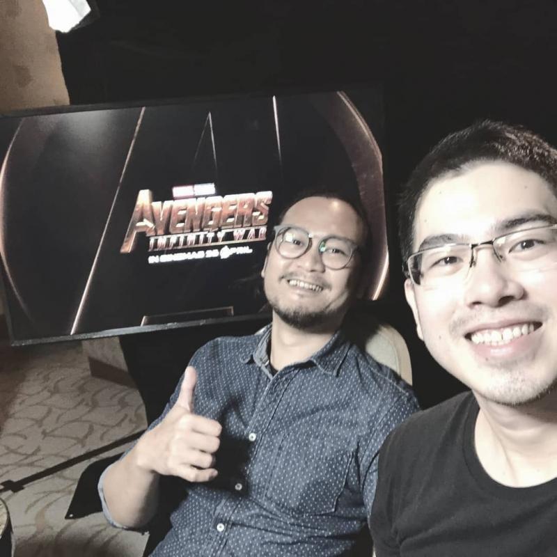 Kwikku, Terhitung sudah  tahun ia berkecimpung di dunia animasi dan kini sudah menjabat sebagai Creature Technical Director di Industrial Light amp Magic Singapura