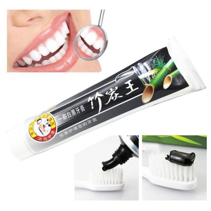 Kwikku, Kalau kamu menginginkan gigi putih bersih Maka pasta gigi rasa arang bambu ini cocok banget kamu coba