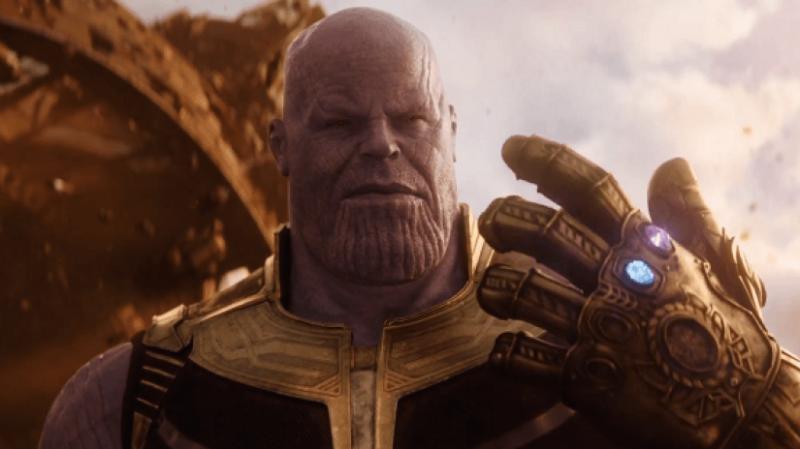 Kwikku, Thanos over power