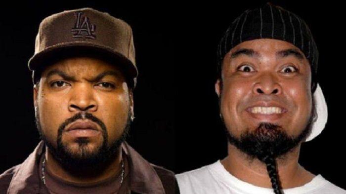 Kwikku, Pepi dan Ice Cube seperti kakak adik juga nih