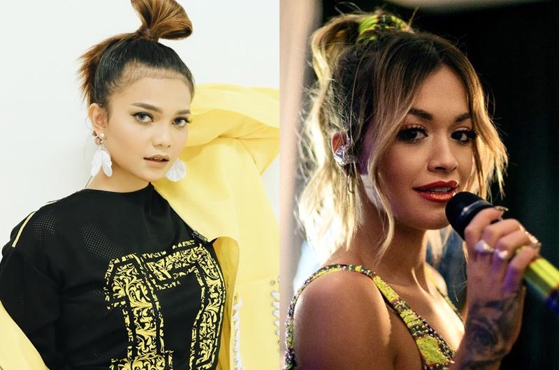 Kwikku, Samasama penyanyi Citra Scholastika bak pinang dibelah dua dengan Rita Ora