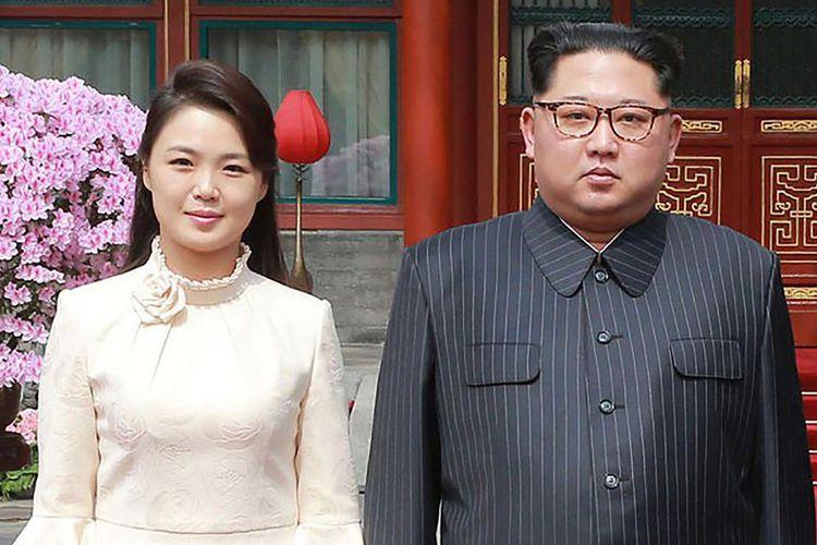 Kwikku, Jadi ibu dari anak Kim Jong Un