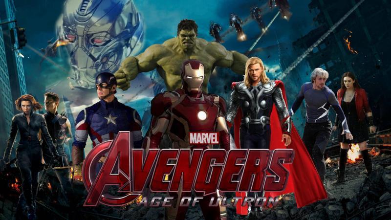 Kwikku, Film kedua Avengers The Avengers Age of Ultron berhasil mengumpulkan pendapatan sebesar  triln rupiah dalam waktu  hari tayang di seluruh dunia