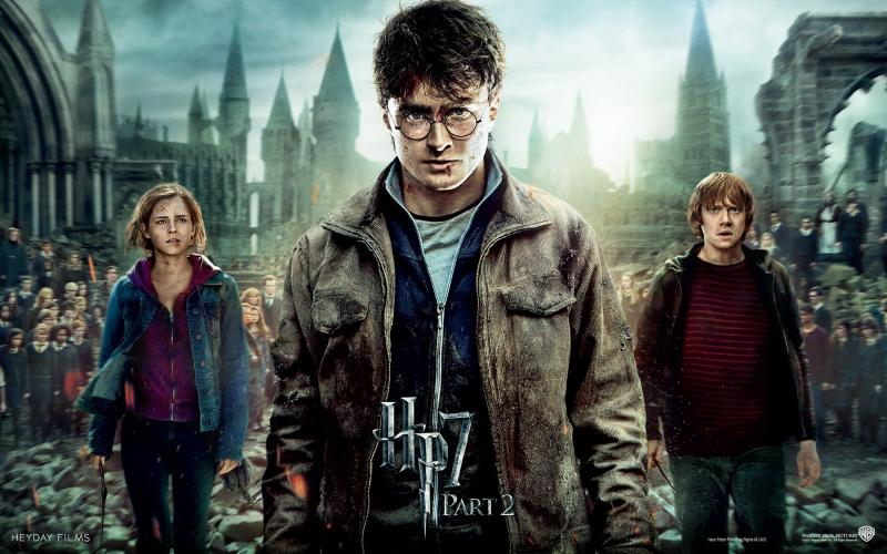 Kwikku, Sekuel Harry Potter memang selalu di tunggutunggu oleh penggemarnya Deathly Hallow Part  termasuk ke dalam jajaran film terlaris sepanjang masa karena berhasil mengumpulkan keuntungan  triliun selama masa  hari saja Total omzet yang didapat selama