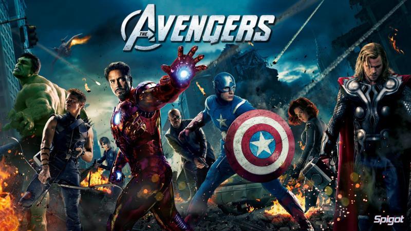Kwikku, The Avengers bahkan hanya butuh waktu  hari untuk mengumpulkan keuntungan sebanyak  triliun rupiah