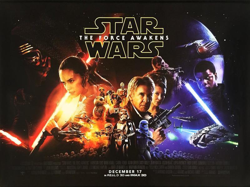 Kwikku, Laris manis Star Wars The Force Awakens masih menyandang sebagai film terlaris Selama masa penayangan  hari sudah bisa mengumpulkan pendapatan sebesar  triliun dan hasil akhir  triliun rupiah
