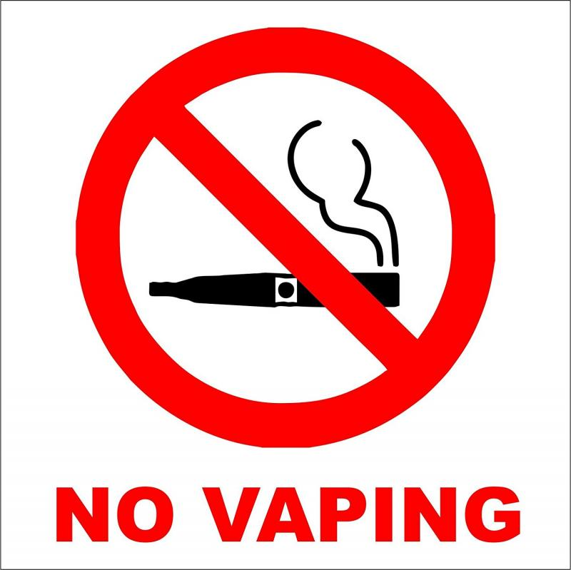 Kwikku, Di India larangan menggunakan vapor sudah diresmikan di beberapa kota seperti Bihar Karnataka hingga Punjab