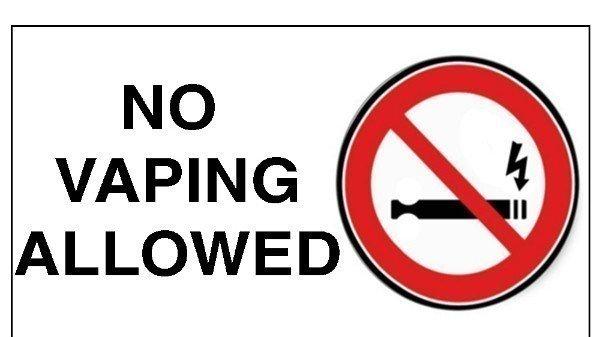 Kwikku, Sesuai dengan kebijakan yang diumumkan oleh Menteri Kesehatan Australia Jill Henessy Vape dilarang digunakan di restoran ataupun perkantoran agar anak muda di Negeri Kangguru tidak merokok
