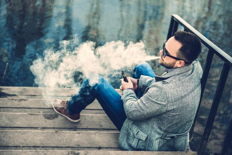 Kwikku, Jika berkunjung ke Finlandia akan merasakan udaranya yang segar Itu semua karena pemerintah membuat kebijakan terhadap larangan merokok vape maupun konvensional