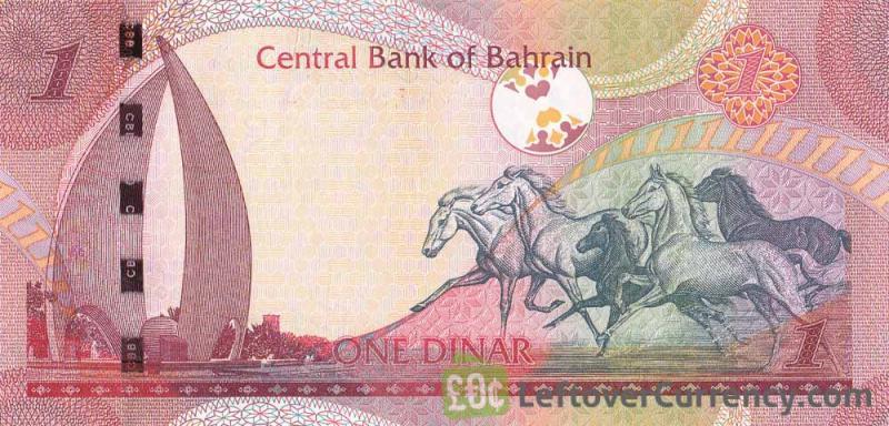 Kwikku, Dinar Bahrain