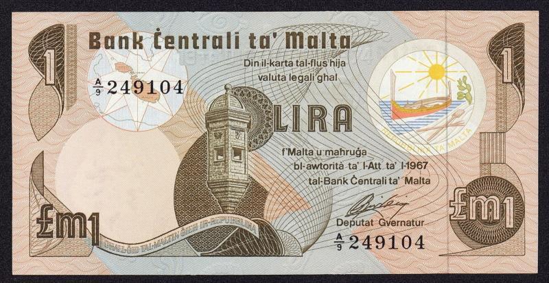 Kwikku, Lira Malta