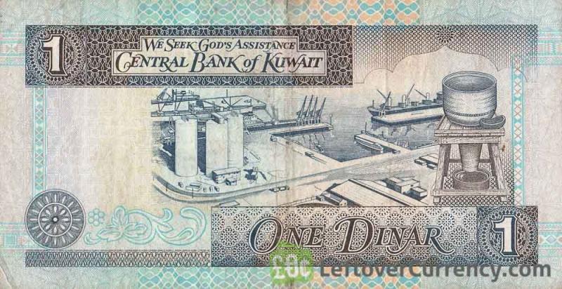 Kwikku, Dinar Kuwait