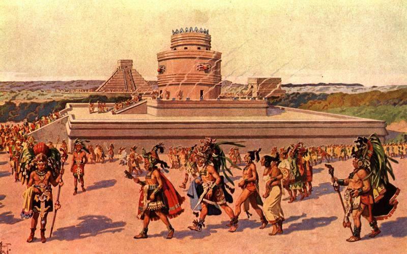Kwikku, Suku Maya