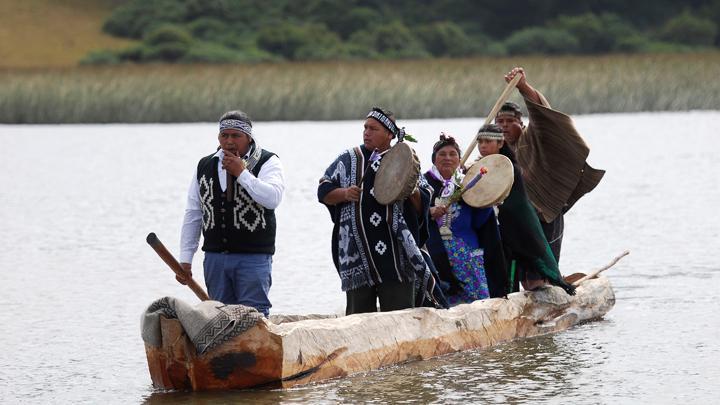 Kwikku, Suku Indian Mapuche