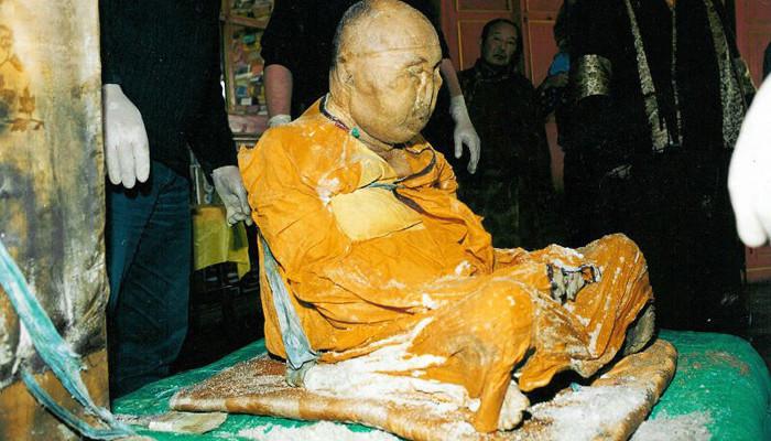 Kwikku, Mumi Biksu DashiDorzho Itigilov