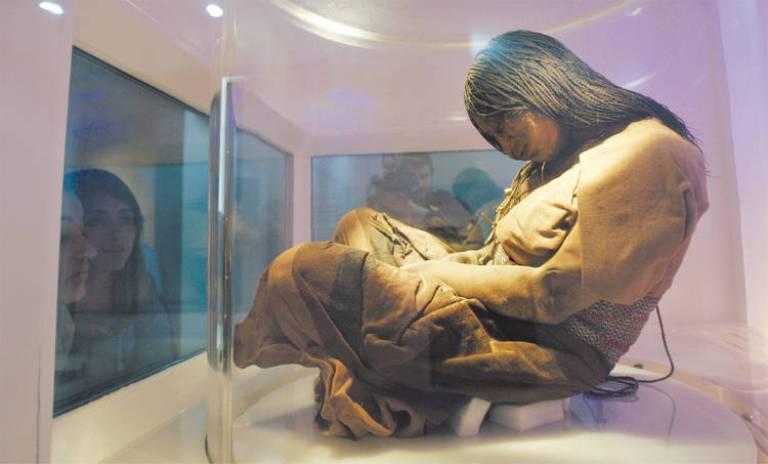 Kwikku, Mumi gadis Inca La Doncella
