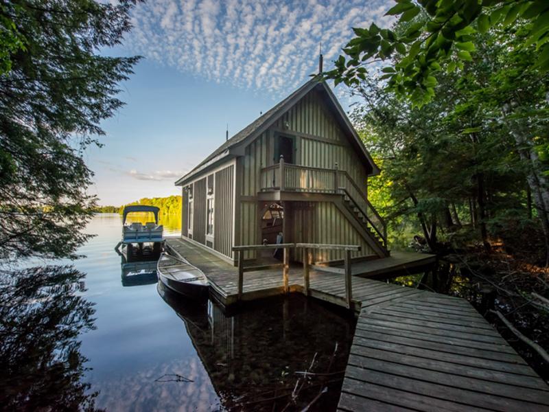 Kwikku, Cottage on Private Island nr Ottawa  Ottawa