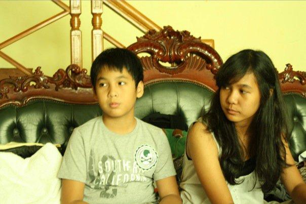 Kwikku, Edgar Nasution merupakan adik bungsu dari Raditya Dika